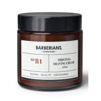 Crema de ras, Barberians, 100ml