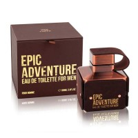 Parfum Epic Adventure, Emper, Barbati, 100ml
