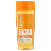 Gel de curatare faciala Lirene C+D Pro Vitamin Energy, 200ml