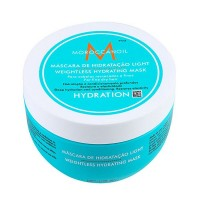 Masca de par intens hidratanta light Moroccanoil, 250ml