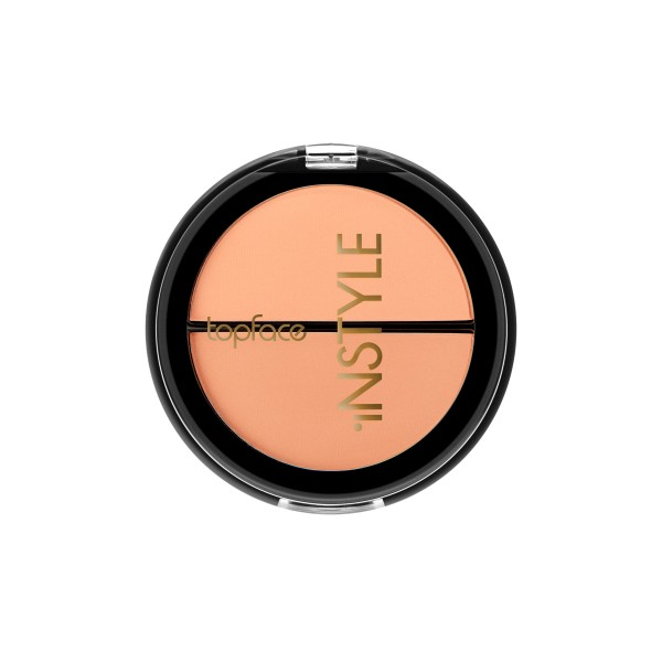 Fard de obraz Topface Twin Blush On, 10g